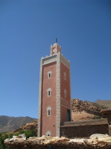 mosque in North Africa