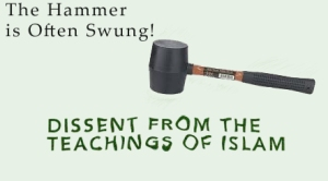 Islam Often Swings the Hammer on Dissent