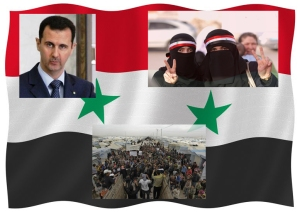 Thrust into leadership, Syria's Assad's response to protest has produced countless dead and a million refugees.