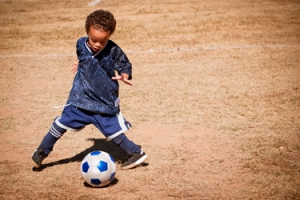 Something as simple as a soccer league in the village reflects the movement of God in an African village. Please pray that arising opposition to God's transformation stops.